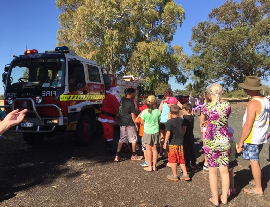 North Pinjarra Community Christmas Party 2016 1